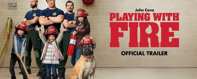 Playing with Fire (2019-11-08) In Theatres November (2019) Full Episode Online