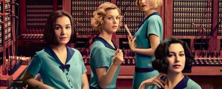 """Las Chicas Del Cable """"Cable Girls"""" Season 4 Episode 1 Chapter 25: Equality (2019) Full Episode Online"""