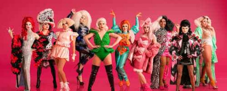RuPaul's Drag Race UK Season 1 Episode 1 (2019) Full Episode Online